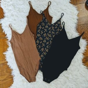 AMERICAN EAGLE bodysuit bundle